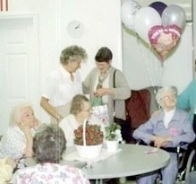 Adult Day Care Birthday
